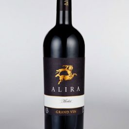 Alira Grand Vin Merlot 2011 – bax 6 sticle