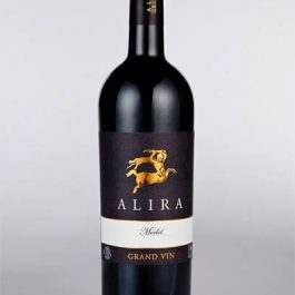Alira Grand Vin Merlot 2016 – bax 6 sticle